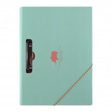 Папка-планшет з кліпом на гумці А4