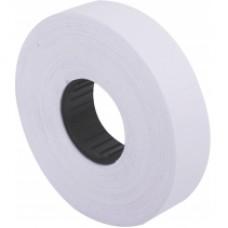Етикетки-цінники 21х12 мм білі