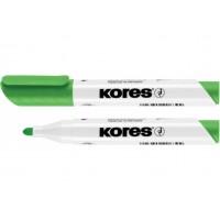 Маркер для білих дошок Kores 2-3 мм салатовий (К20831)