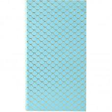 Блокнот А6, 48 арк., Scale, блакитний