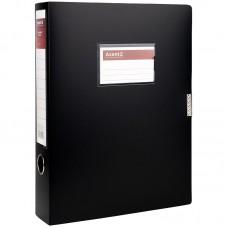 Папка-коробка 60 мм, чорна