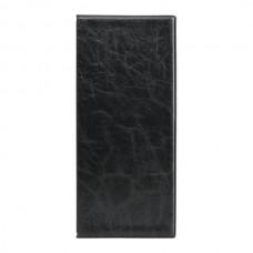 Візитниця 2502-01(80 віз.), Xepter, чорна