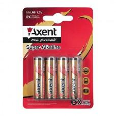 Елемент живлення AXENT ААА LR03 1.5V,4 шт.(лужний)