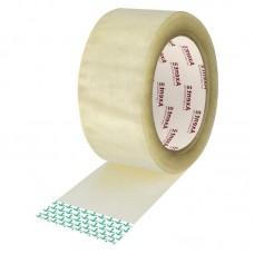 Стрічка клейка пакувальна 48мм*100ярд, 45мкм проз