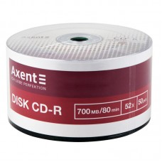 CD-R 700MB/80min 52X, bulk-50