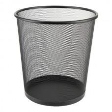 Корзина для паперу 260x280мм метал., чорна