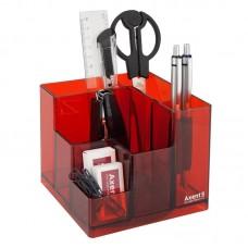 Набір настільний Cube, в коробці, червоний