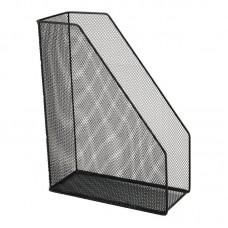 Лоток вертикальний 100x250x320мм металевий, чорн