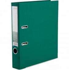 Папка-реєстратор двост, Prestige+ 5cм, зіб, зелена