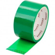 Стрічка клейка пакувальна 48мм*35м, 40 мкм зелена