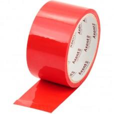 Стрічка клейка пакувальна 48мм*35м, 40 мкм червона