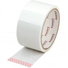 Стрічка клейка пакувальна 48мм*35м, 40 мкм біла