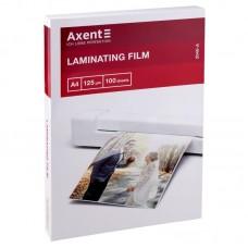 Плівка для ламінування 125 мкм, A4 (216x303мм), 100 шт.
