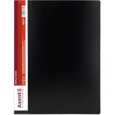 Дисплей-книга 100 файлів, чорна