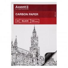 Папір копіювальний A4, 100 арк., чорний