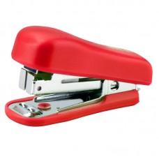Степлер Standard пласт., №10/5, 12 арк., червоний