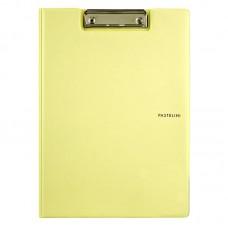 Папка-планшет 2514-26-A,  Pastelini, жовта