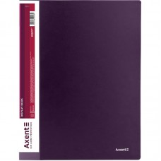 Дисплей-книга 10 файлів, сливова