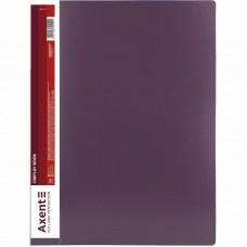 Дисплей-книга 100 файлів, сливова