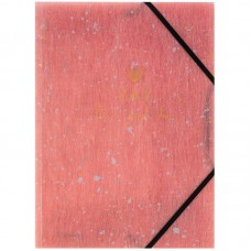 Папка на гумках, А4+, Shade Coral