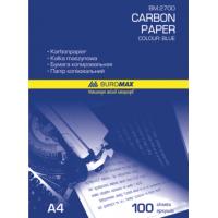 Папір копіювальний синій А4