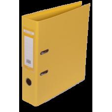 Папка-реєстратор 7см жовта