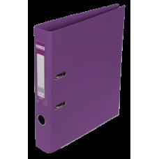 Папка-реєстратор 5см фіолетова