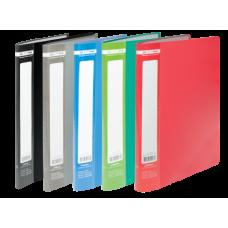 Папка пластикова А4  з 10 файлами