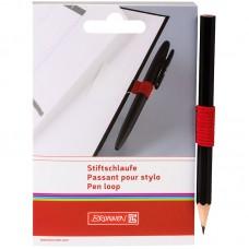 Петля для ручки червона