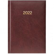 Щоденник 2022 кишеньковий Miradur з/т бордовий