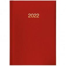 Щоденник 2022 кишеньковий Miradur з/т черв.