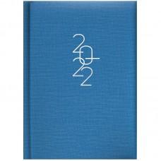 Щоденник 2022 кишеньковий Tirol блакитний