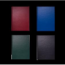 Книга канцелярська OFFICE, А4, 96 арк., клітинка, офсет, тверда обкладинка з бумвінілом, асорті