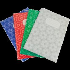 Зошит канцелярський, JOBMAX, А4, 48 арк., лінія, картонна обкладинка, асорті