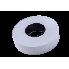 Цінник 16*23мм (600шт), вертикальный, прямокутний, білий