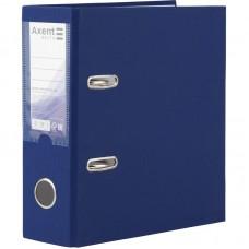 Папка-реєстратор А5 одностор. PP 7,5cм, роз, синя