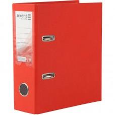 Папка-реєстратор А5 одностор. PP 7,5cм, роз, червона