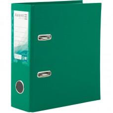 Папка-реєстратор А5 одностор. PP 7,5cм, зібр, зелена