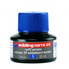 Чорнило для заправки Board e-BTK25 синє