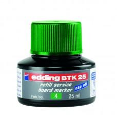 Чорнило для заправки Board e-BTK25 зелене