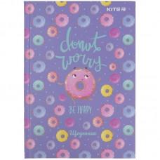 Щоденник шкільний, тверда обкл, Donut