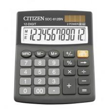 Калькулятор Citizen SDС-812BN