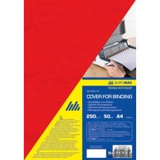 Обкладинка для брошурування картонна 50 шт BM.0580-05