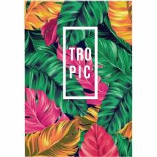 Блокнот-планшет A5 50 аркушів Neon Tropics